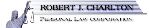 Robert Charlton personal injury lawyer
